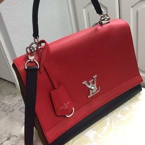 Louis Vuitton Locke II handbag